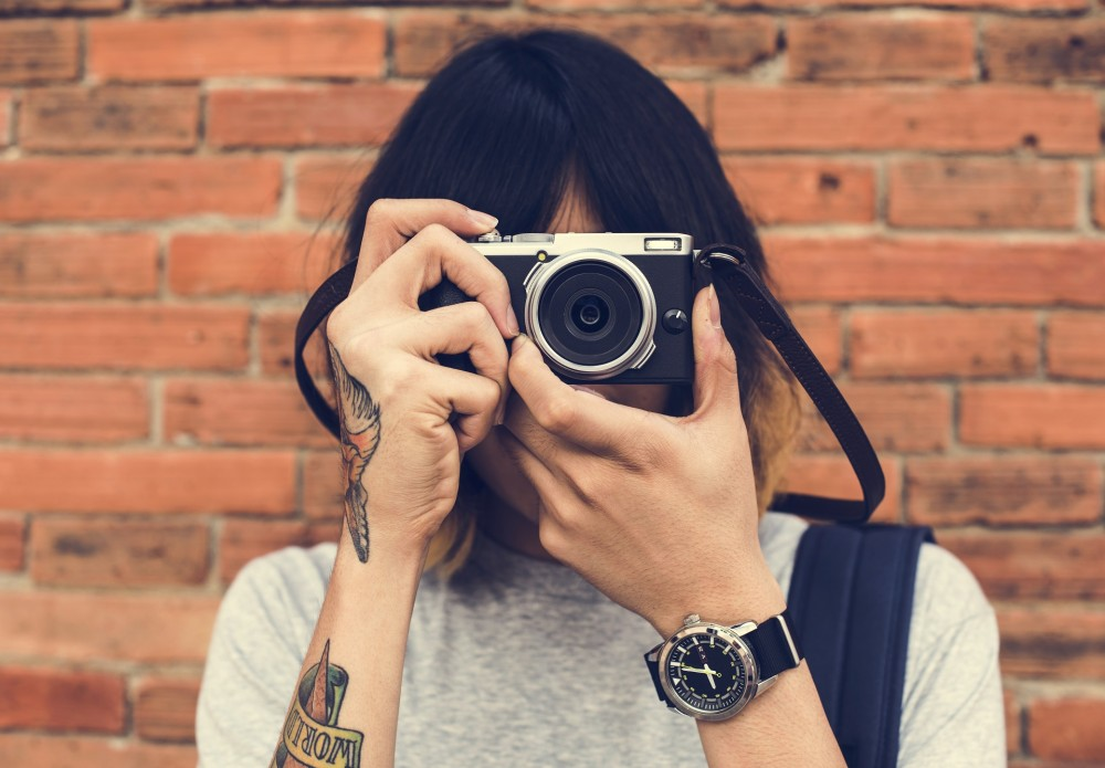 taking perfect photo personal brand