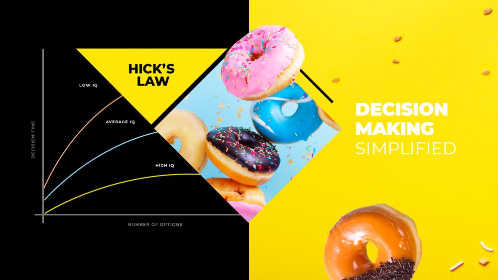 Hicks Law - UX Agency
